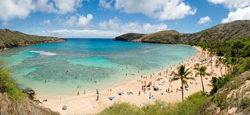 Hanauma Bay Hawaii