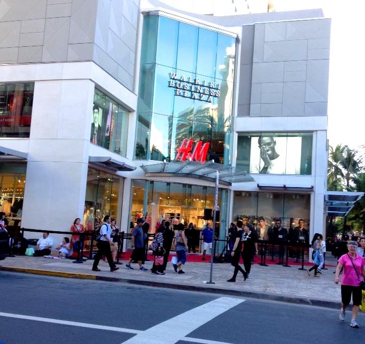 Waikiki HM Storefront