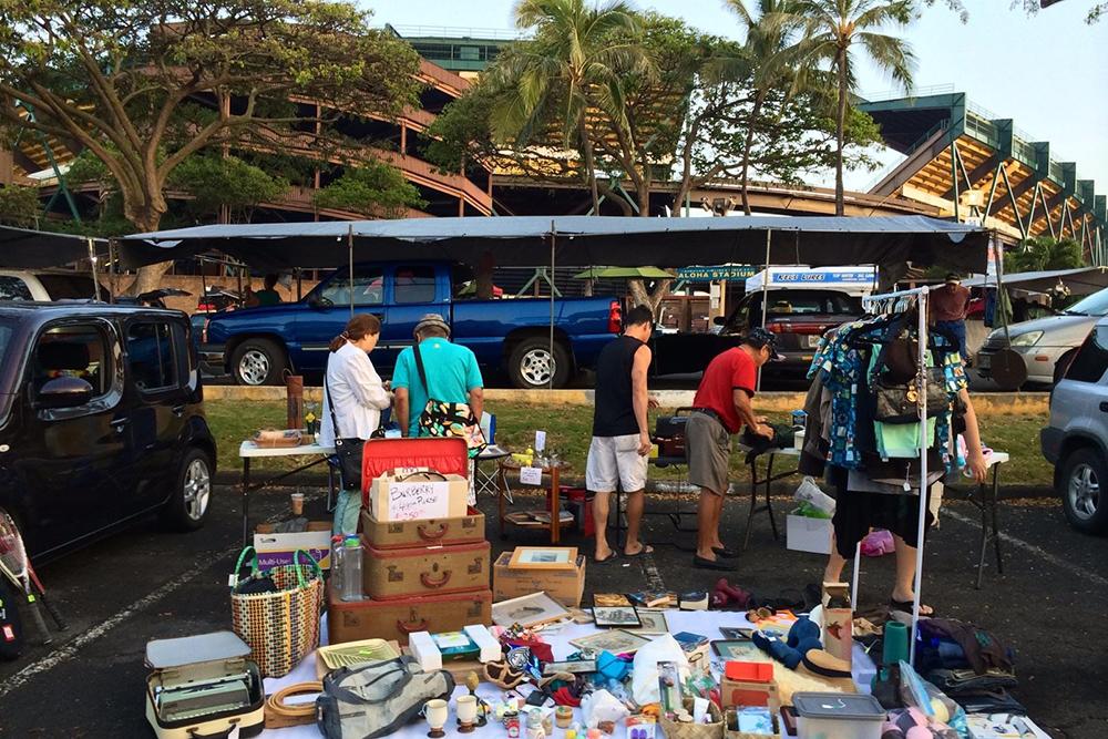 aloha swap meet