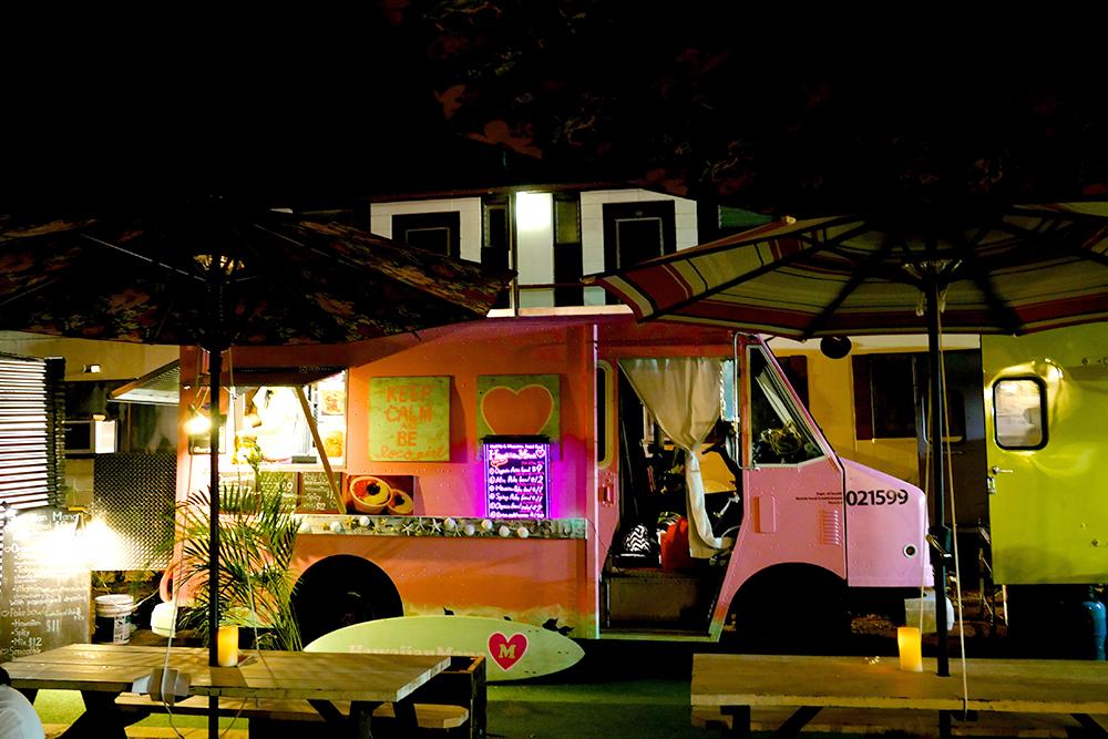 Loco Girl Food Truck