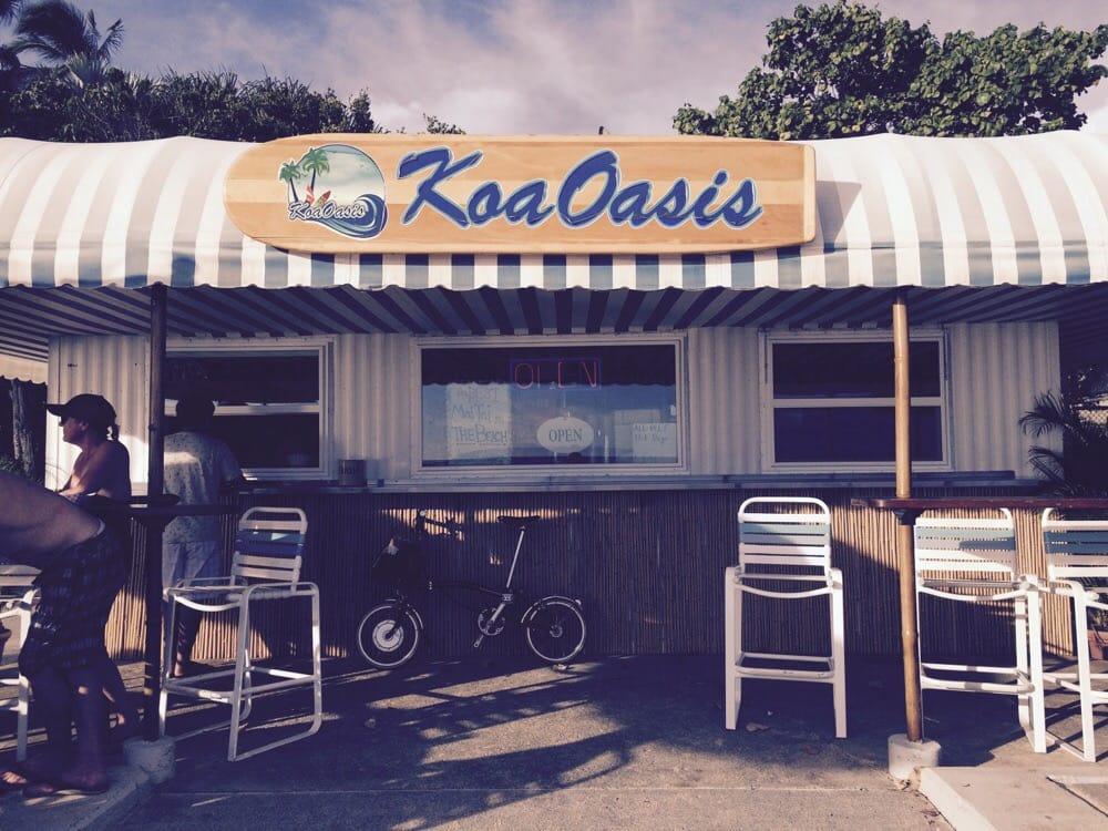 koa oasis