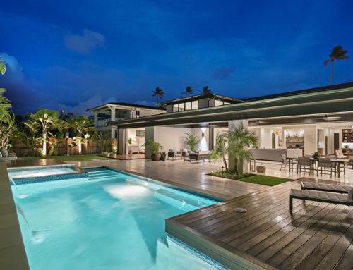 Extraordinary Hawaii Home: Modern Masterpiece in Honolulu