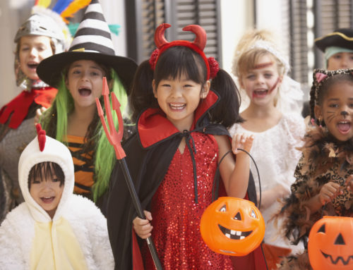 Tricks and Treats for a Healthier Halloween