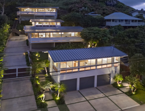 Coastal Compound in Kailua