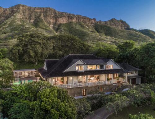 Stunning Hideaway in Honolulu