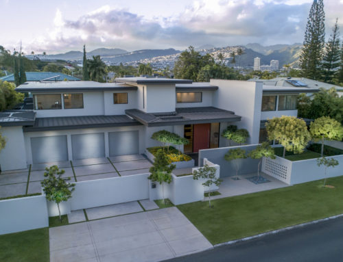 Modern Contemporary Estate in Honolulu