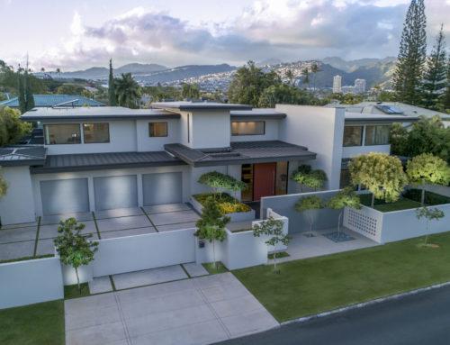 Modern Contemporary Estate in Honolulu