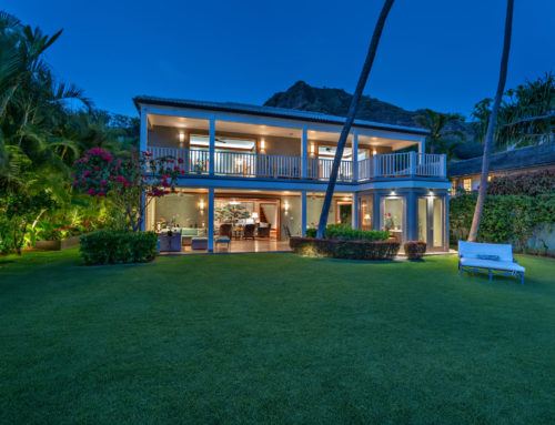 Coastal Diamond Head Estate in Honolulu
