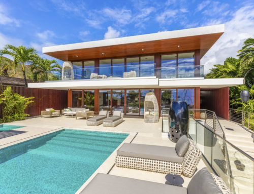 Incredible Diamond Head Contemporary Home