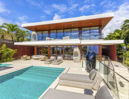 Incredible Diamond Head Contemporary Home